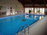 Fried Kastélyszálloda beltéri úszómedence