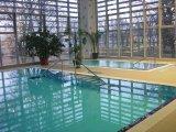 Hatvan A.S. kórház terápiás medencék