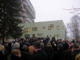 Hatvan A.S. kórház rehabilitációs épület átadása