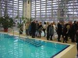 Hatvan A.S. kórház rehabilitációs medencék átadása